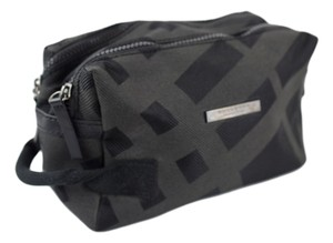 Burberry Burberry Fragrances Double Zip Travel Pouch - Checkered Print
