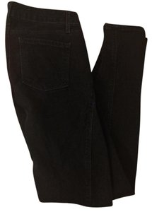 Vince Denim Chic Casual Stretchy Skinny Jeans-Coated