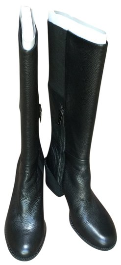Splendid Tall Leather Black Boots Image 0