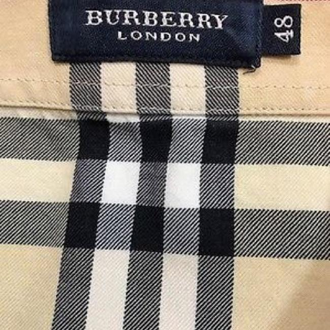 Burberry Button Down Shirt Multi Color Image 4