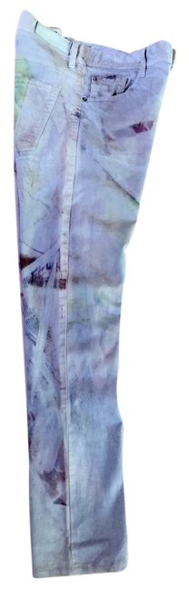 Item - Multicolor Light Wash Limited Edition Skinny Jeans Size 27 (4, S)