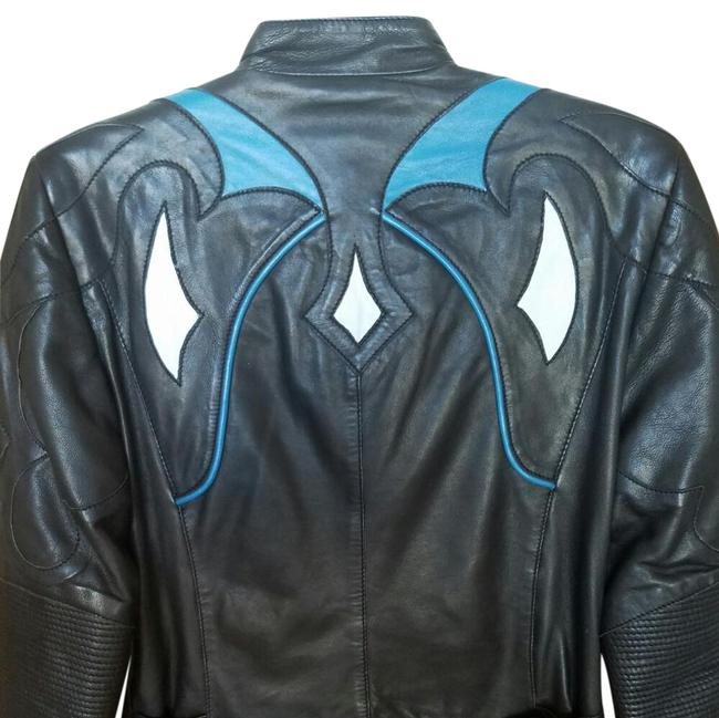 Roberto Cavalli Leather Jacket Image 0