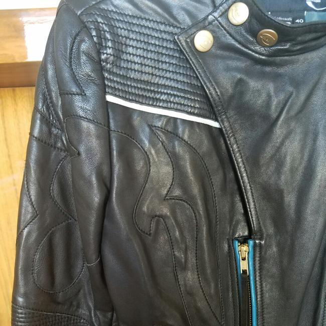 Roberto Cavalli Leather Jacket Image 5