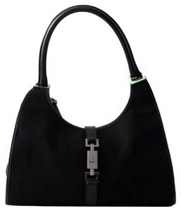 Gucci Jackie Satchel in Black