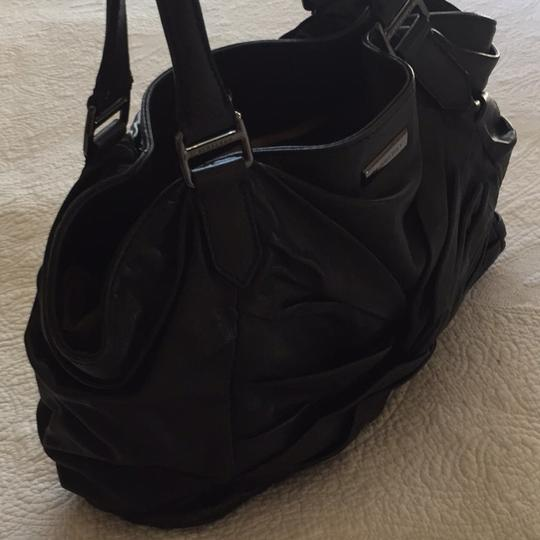 Burberry Prorsum Satchel in Black Image 1