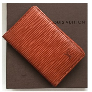 Louis Vuitton De Poche Card Organizer