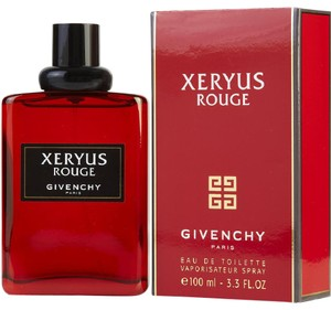 Givenchy Xeryus Rouge 3.3 oz /100 ml Eau De Toilette Spray By Givenchy New.