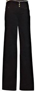 Rugby Ralph Lauren Boot Cut Pants Black