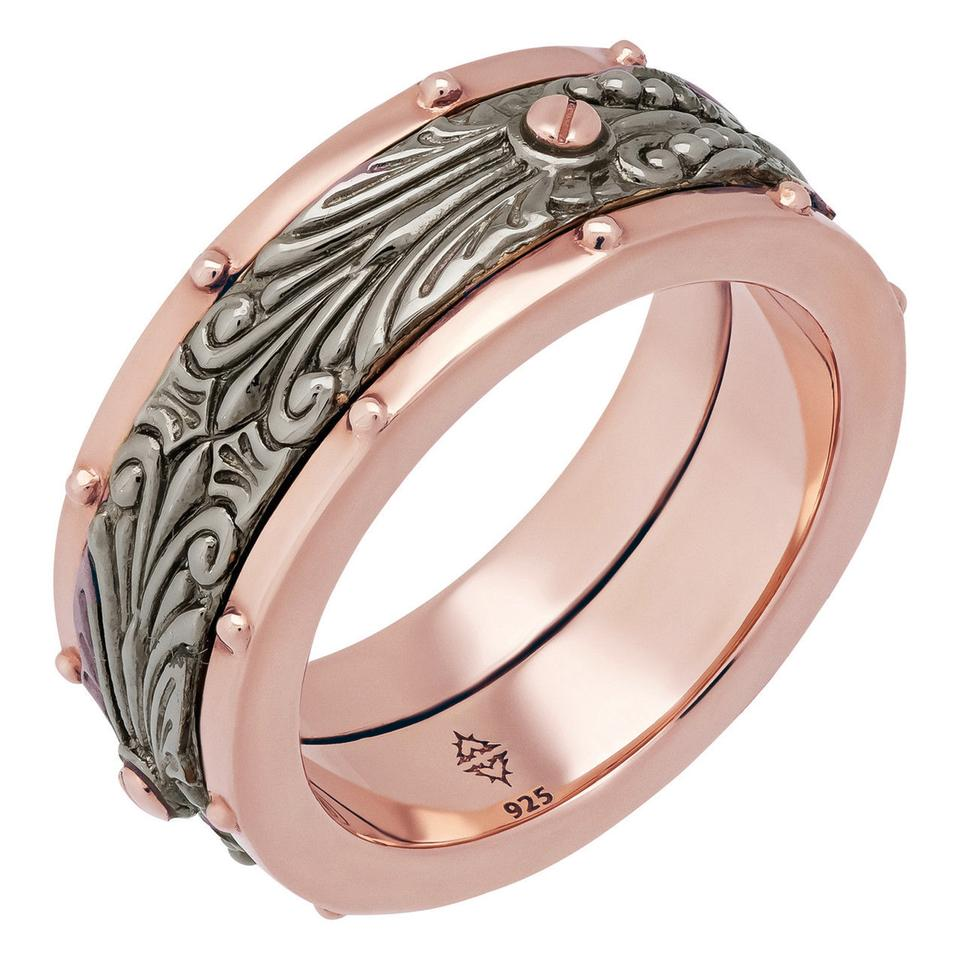 Stephen Webster 925 Sterling Silver London Calling Spinner Ring ...