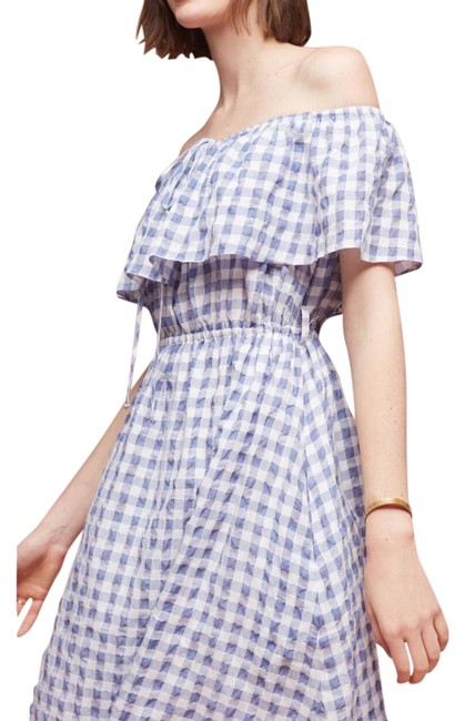 Preload https://img-static.tradesy.com/item/21603262/anthropologie-blue-mid-length-night-out-dress-size-petite-2-xs-0-1-650-650.jpg