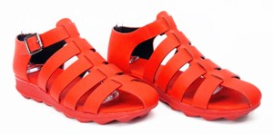 Christopher Kane Red Sandals