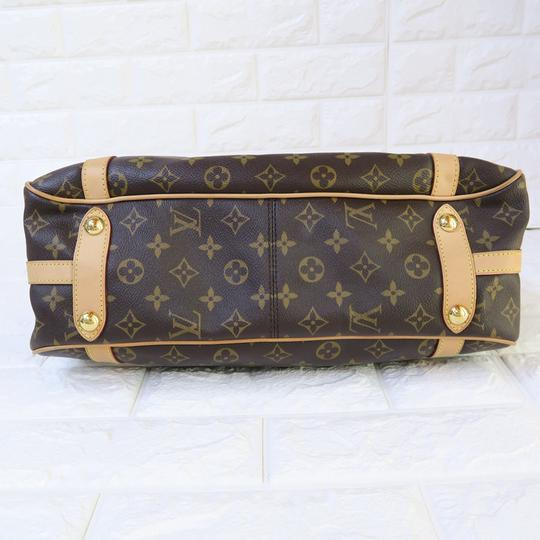 Louis Vuitton Monogram Lv Pm Stresa Canvas Shoulder Bag