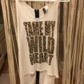 Divided by H&M White Tank Top/Cami Size 10 (M) Divided by H&M White Tank Top/Cami Size 10 (M) Image 2