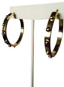 Other Gold Hoop Stud Earrings
