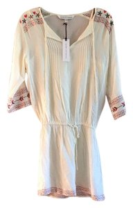 cupcakes and cashmere short dress ivory on Tradesy