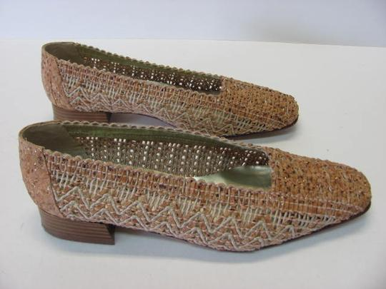 Other Size 6.5n Margaret Jerrold Good Condition TAN Pumps Image 1