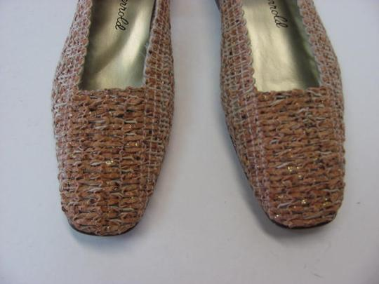 Other Size 6.5n Margaret Jerrold Good Condition TAN Pumps Image 2