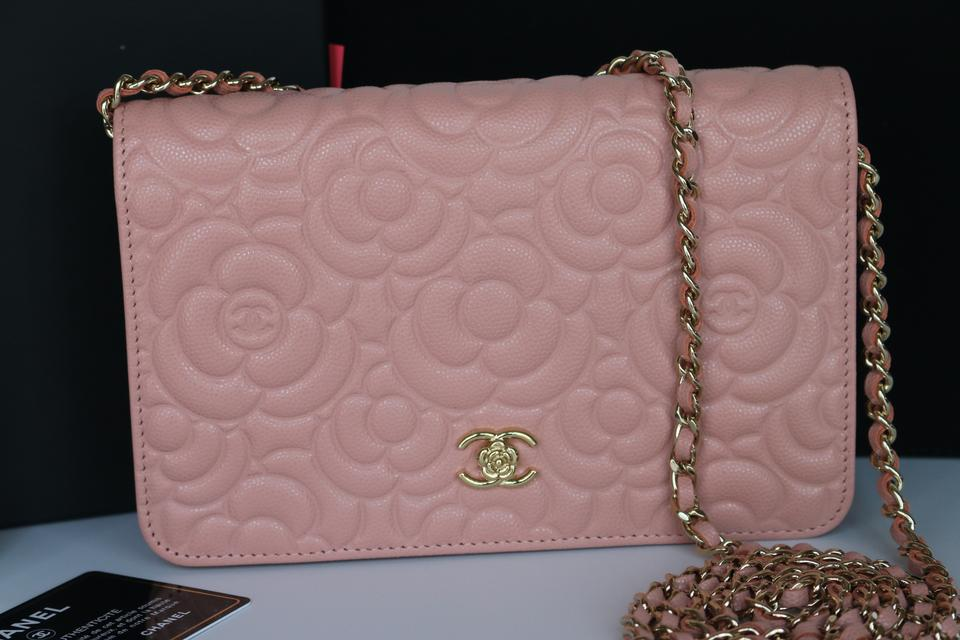 bba7178fa663 Light Pink Chanel Wallet On Chain | Stanford Center for Opportunity ...