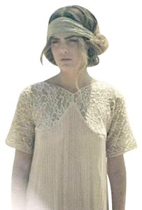Mes Demoiselles New Paris French Lightweight Gauze Lace Embroidered Floral Bohemian Boho Top Pink