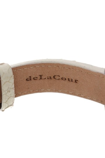 deLaCour deLaCour Stainless Steel Limited Edition ViaLarga Watch