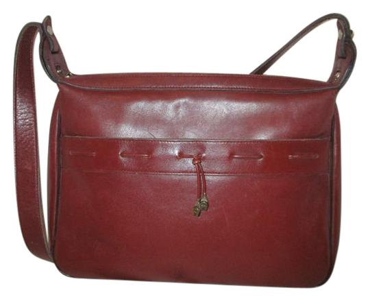 Preload https://img-static.tradesy.com/item/21607230/etienne-aigner-vintage-burgundy-leather-shoulder-bag-0-1-540-540.jpg