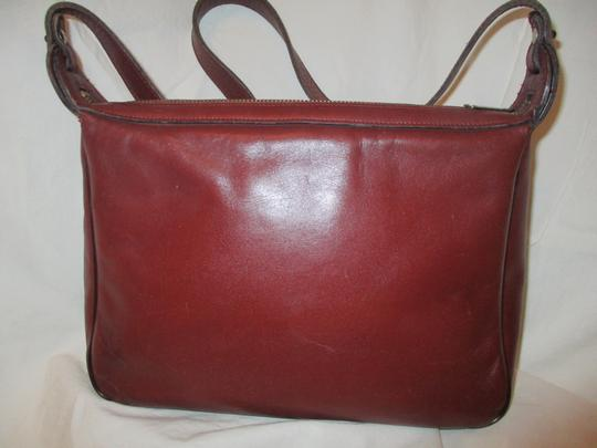 Etienne Aigner Vintage Leather Shoulder Bag