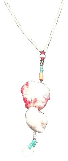Anthropologie Anthropologie Tassel Necklace