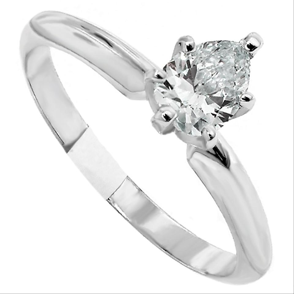 ring engagement rings agsykwm diamond shaped pear shape popular