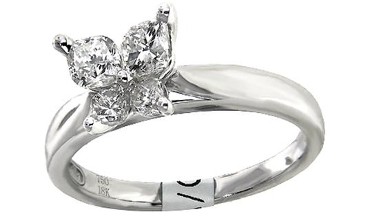 Preload https://img-static.tradesy.com/item/21607781/abc-jewelry-color-f-clarity-vs2-76ct-total-weight-calla-cut-diamond-in-18-karat-white-engagement-rin-0-0-540-540.jpg