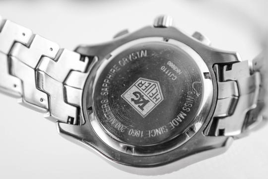 TAG Heuer Tag Heuer LINK Stainless Steel Chronograph Watch