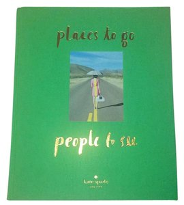 Kate Spade Place To Go People To See Book