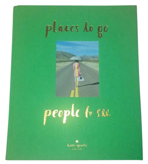 Preload https://img-static.tradesy.com/item/21608263/kate-spade-green-place-to-go-people-to-see-book-0-1-540-540.jpg