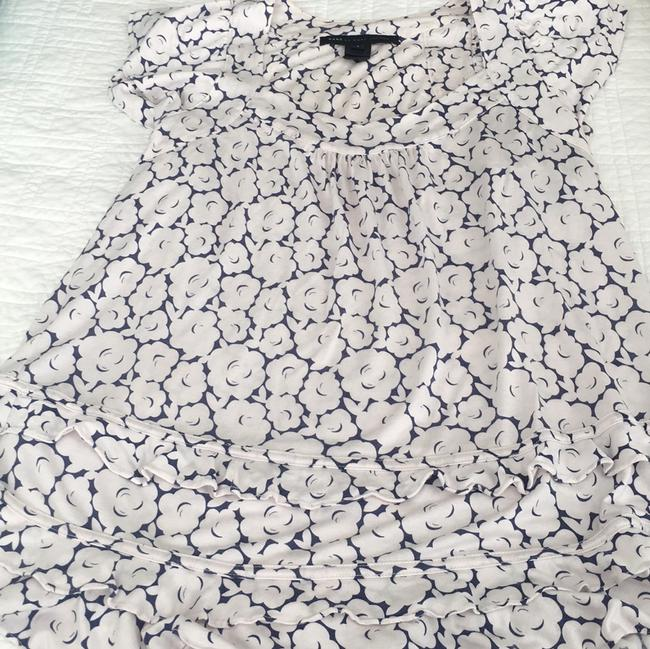 Marc by Marc Jacobs T Shirt White with blue