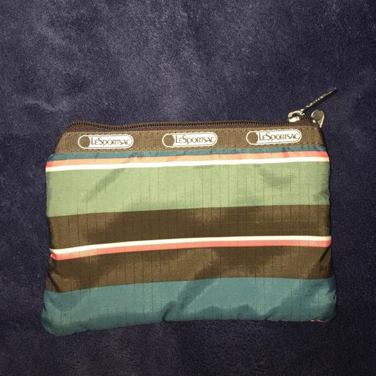 LeSportsac Wristlet in multi colors