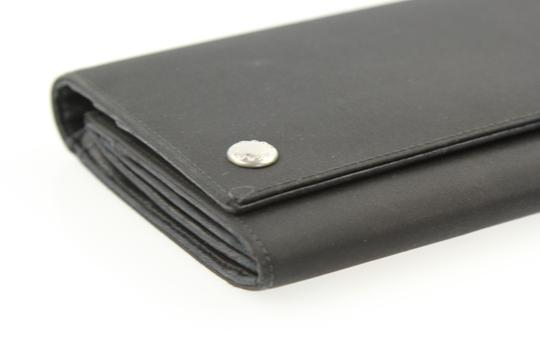 Prada Nylon Snap Closure Wallet