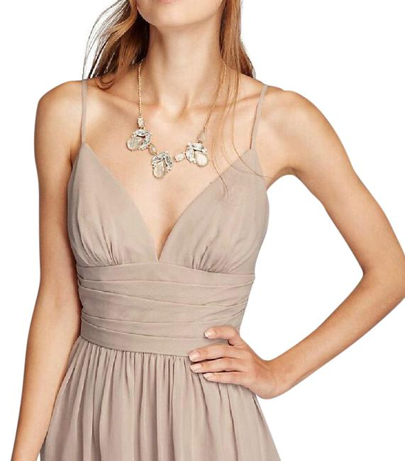 Preload https://img-static.tradesy.com/item/21608688/david-s-bridal-biscotti-mauve-nude-spaghetti-strap-chiffon-short-formal-dress-size-2-xs-0-1-650-650.jpg
