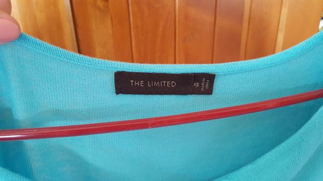 The Limited Drape Sweater
