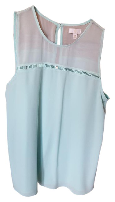Charming Charlie Top Mint green