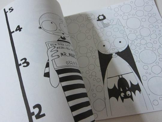 Marc Jacobs Limited Edition Coloring Book