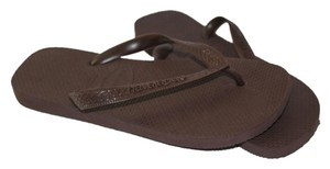 Haviannas Flip Flops Brown Sandals