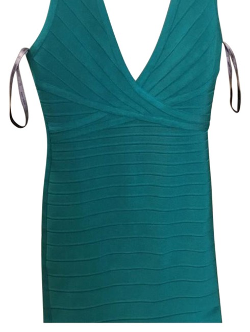 Preload https://img-static.tradesy.com/item/21609110/teal-none-short-casual-dress-size-0-xs-0-1-650-650.jpg