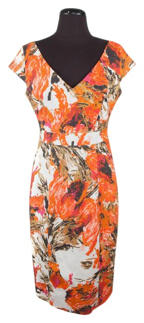Preload https://img-static.tradesy.com/item/21609173/erdem-orange-yellow-green-and-white-multi-color-floral-mid-length-cocktail-dress-size-8-m-0-1-650-650.jpg