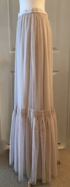 Needle & Thread Maxi Skirt Rose