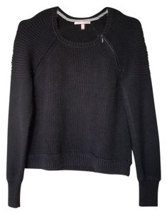 Victoria's Secret Cropped Zip Sweater