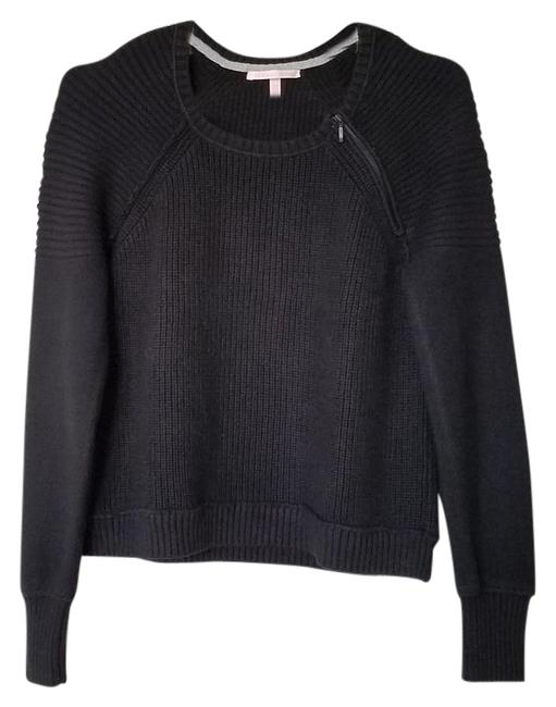 Preload https://img-static.tradesy.com/item/21609222/victoria-s-secret-black-cropped-zip-sweaterpullover-size-8-m-0-1-650-650.jpg