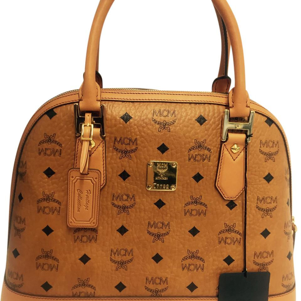 0a4ab07951f MCM Bags - Up to 90% off at Tradesy