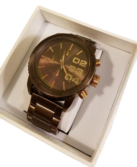 Preload https://img-static.tradesy.com/item/21609369/diesel-bronze-rare-color-watch-0-1-540-540.jpg