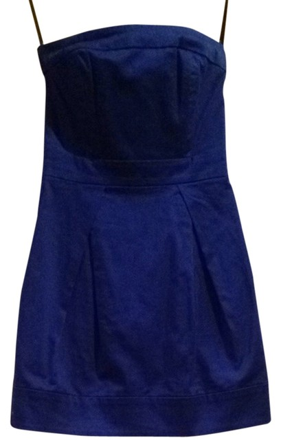 Preload https://item2.tradesy.com/images/french-connection-dress-royal-blue-2160946-0-0.jpg?width=400&height=650