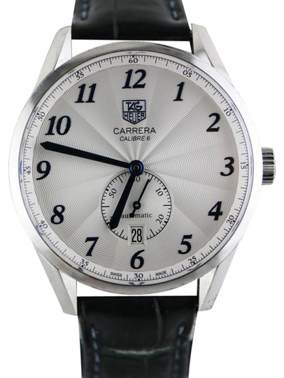 Preload https://img-static.tradesy.com/item/21609532/tag-heuer-stainless-steel-white-dial-blue-band-carrera-heritage-men-s-watch-0-1-540-540.jpg