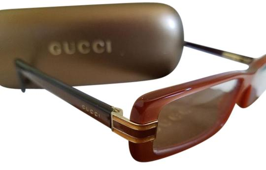 Preload https://img-static.tradesy.com/item/21609611/gucci-chocolate-orange-eyewear-0-1-540-540.jpg
